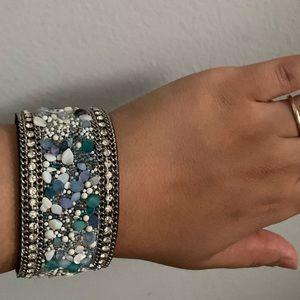 Jewelry - Stone Bracelet cuff